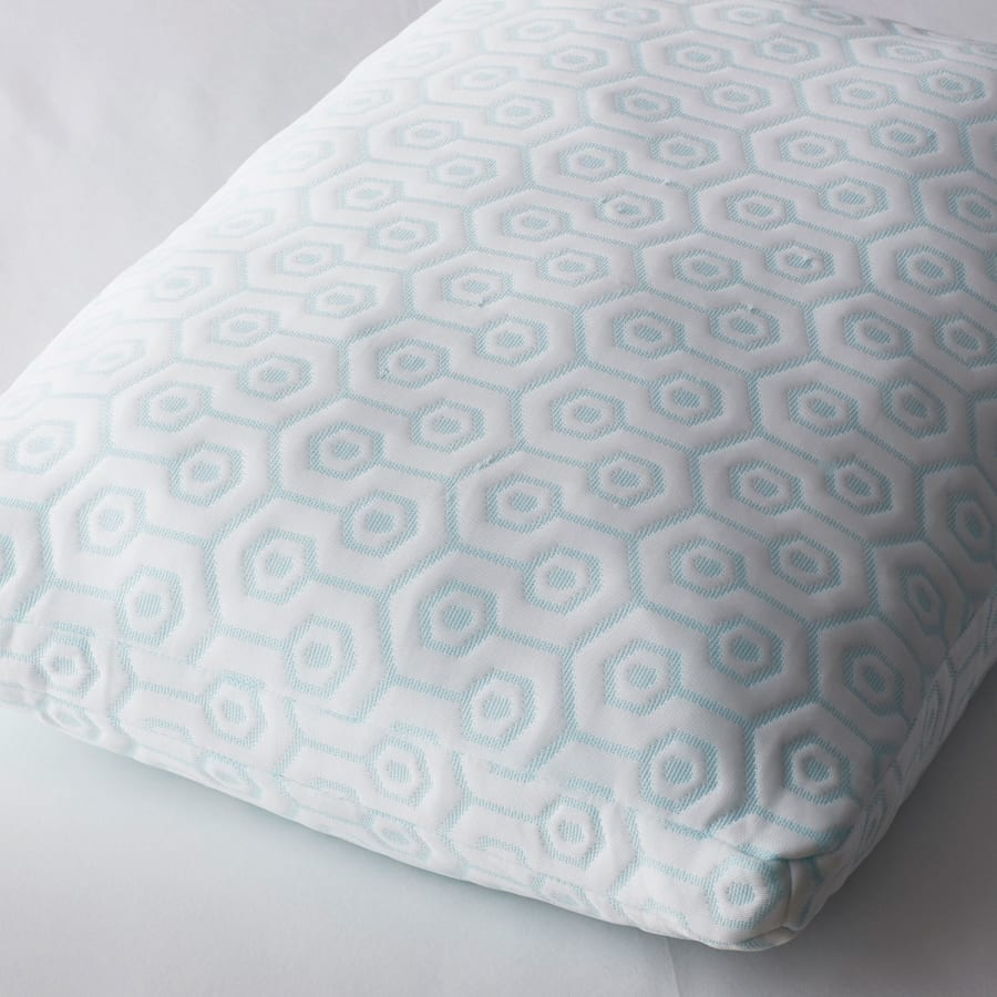 = The Company Store Ultra Cooling Queen Mattress Protector MB39-Q-Blue NEW
