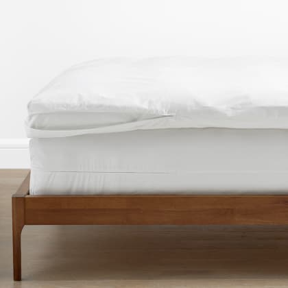 Company Cotton™ Waterproof Featherbed Protector