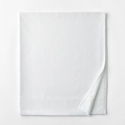 Legends Luxury™ Supima® Organic Cotton Sateen Flat Sheet