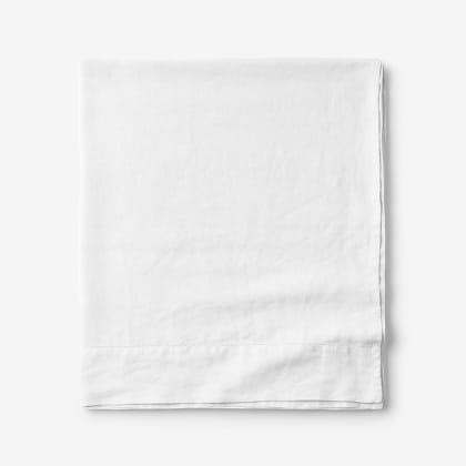 Legends Hotel™ Relaxed Linen Flat Sheet