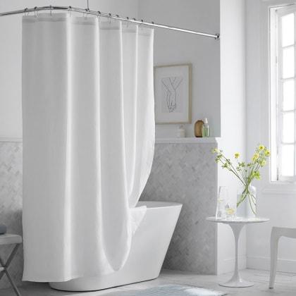 Legends Hotel™ Relaxed Linen Shower Curtain