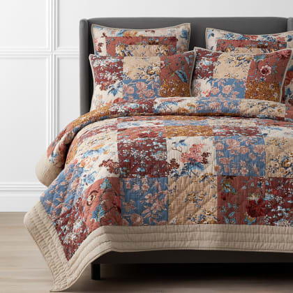 Farah Handcrafted Quilt