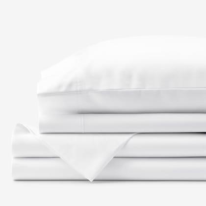 Legends Hotel™ Supima® Cotton Wrinkle-Free Sateen Sheet Set