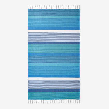 Flatweave Hammam Cotton Towel