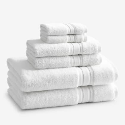 Company Cotton™ Turkish Cotton Bath Towel Set