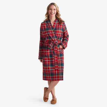 Company Cotton ™ Family Flannel Womens Robe