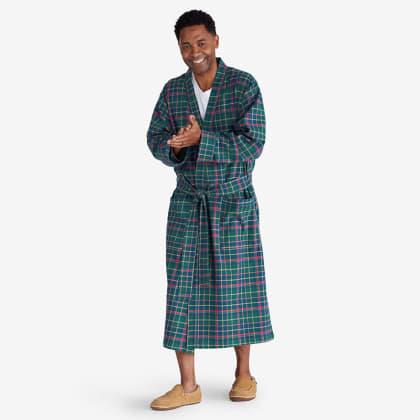 Company Cotton ™ Family Flannel Mens Robe
