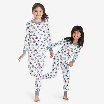 Company Organic Cotton™ Matching Family Pajamas - Kids' Pajama Set - Dog