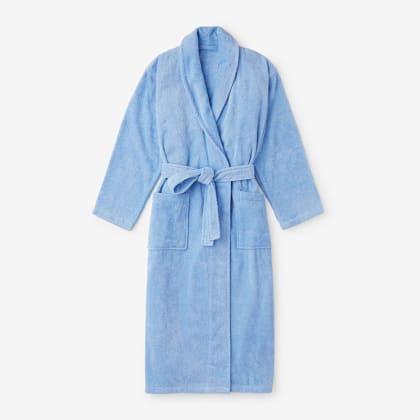 Company Cotton™ Turkish Cotton Womens Long Robe