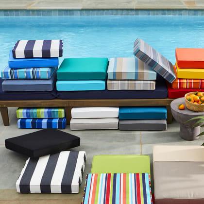 Sunbrella® Replacement Chair Cushion