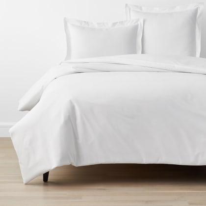 Company Organic Cotton™ Percale Duvet Cover