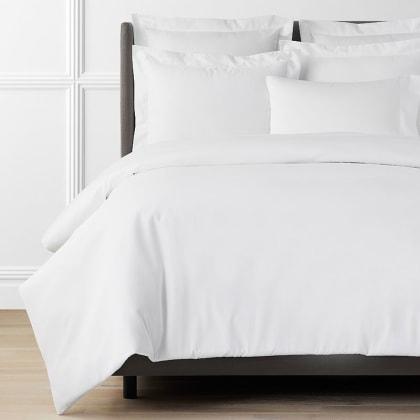 Legends Hotel™ Supima® Cotton Wrinkle-Free Sateen Duvet Cover