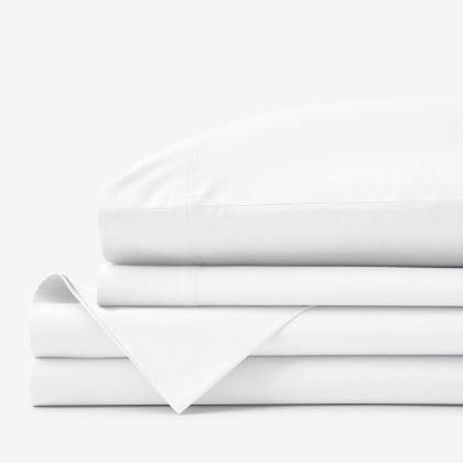 Company Organic Cotton™ Percale Sheet Set