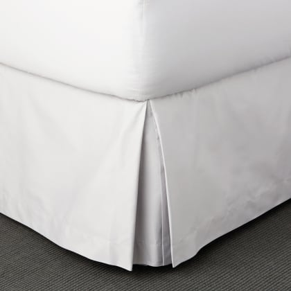 Company Cotton™ Sateen 14 in. Drop Bed Skirt