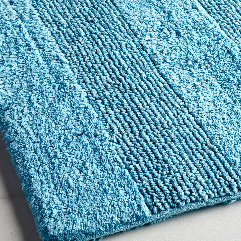 Company Cotton Reversible Bath Rug, Reversible Bathroom Rugs