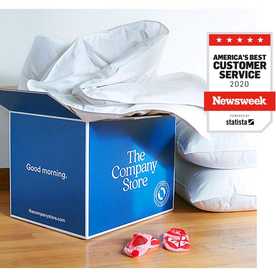 Newsweek's America's Best Customer Service 2020
