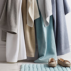 Green Earth® Quick Dry Bath Towel by Micro Cotton®