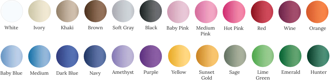 Color Swatches