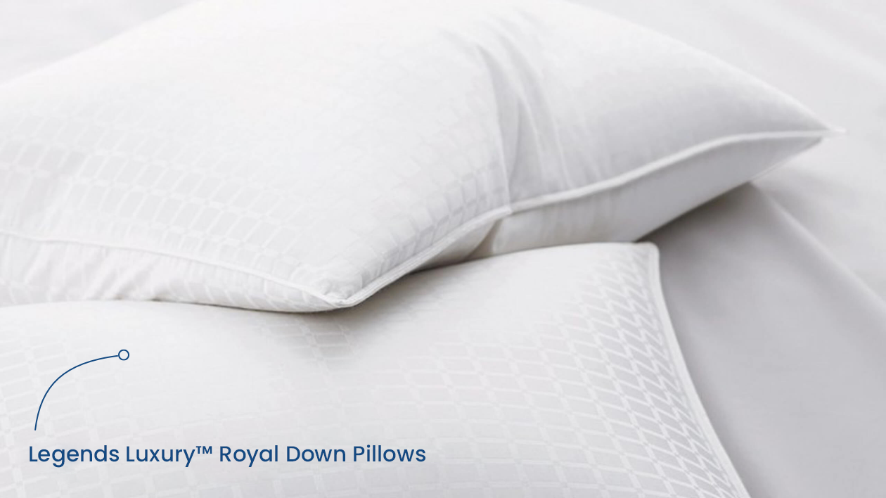 Legends Luxury Down Pillows