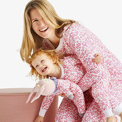 Company Organic Cotton™ Matching Mother & Daughter Pajamas