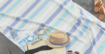 Hammam Cotton Beach Towel