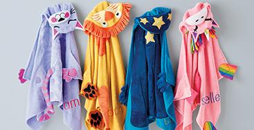 Company Kids™ Hooded Towel