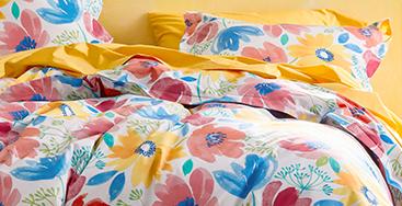 Blossom Percale Bedding