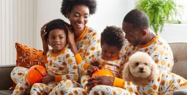 Company Organic Cotton™ Matching Family Pajamas