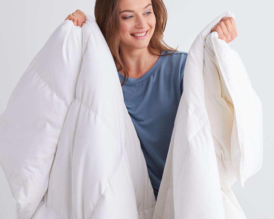 Hero Image duvet and comforter
