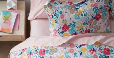 Company Kids™ Floral Organic Cotton Percale Collection