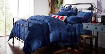 LaCrosse Down Comforter